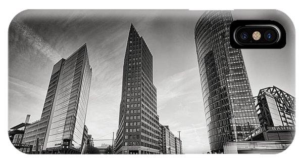 Potsdamer Platz 1 IPhone Case