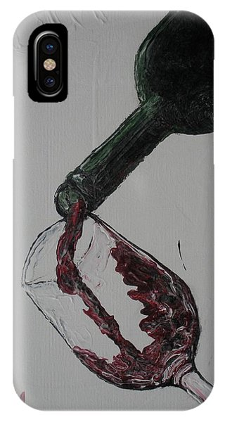 Pour IPhone Case