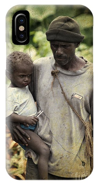 Poverty IPhone Case