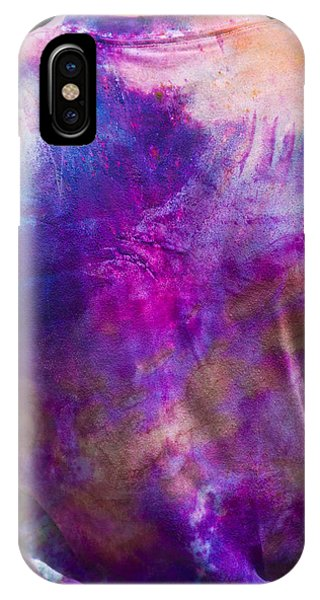 Powder Coated Shirt Phone Case by Debbie Cundy