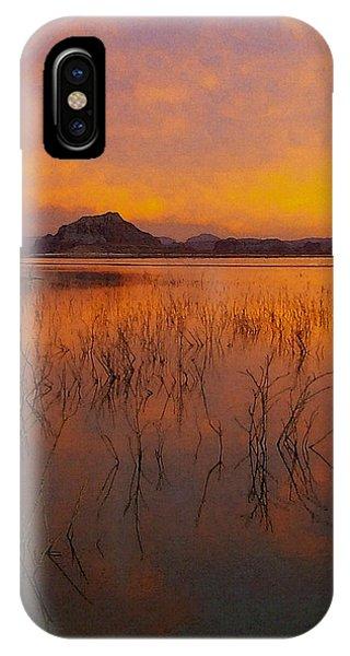 Powell Sunrise 1 IPhone Case