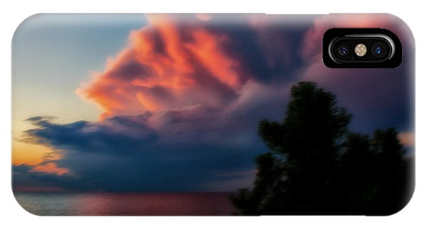 Power Cloud IPhone Case
