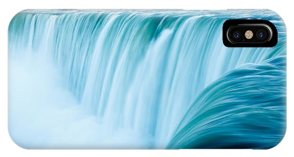 Power Of Niagara Falls IPhone Case