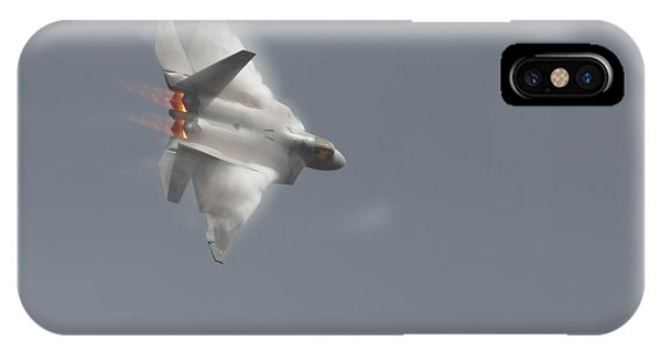 Power Of The Raptor IPhone Case