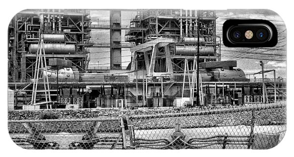 Power Plant In Long Beach IPhone Case