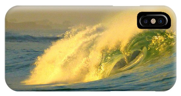 Power Wave IPhone Case