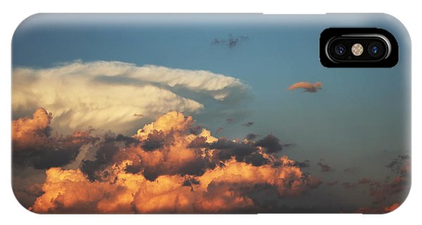 Powerful Cloud IPhone Case