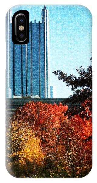 IPhone Case featuring the photograph Ppg In Autumn by Joe Winkler