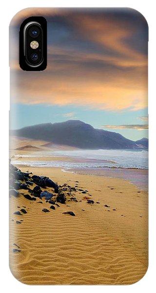 Praia Do Salamansa Africa IPhone Case