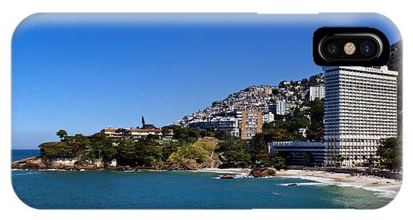 Praia Do Vidigal IPhone Case
