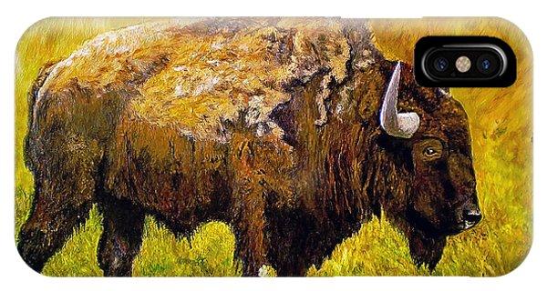 Prairie Companions Phone Case by Michael Durst