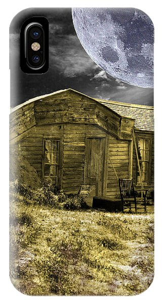 IPhone Case featuring the photograph Prairie Life Digital by Judy Hall-Folde