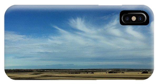 Prairie Spring IPhone Case