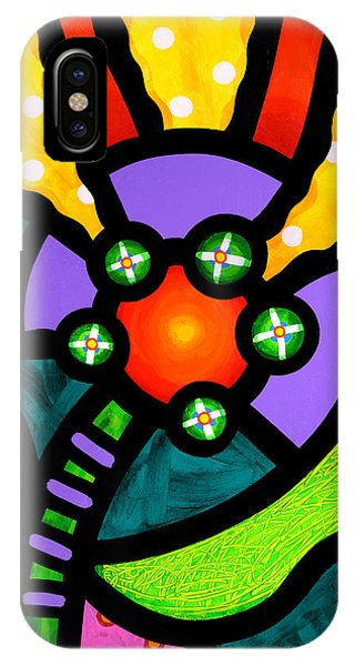Prairie Sunflower IPhone Case