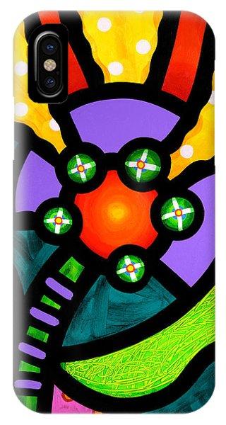 Prairie Sunflower IPhone Case
