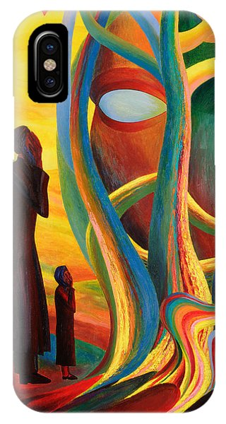 Prayers At The Tree Of Life IPhone Case