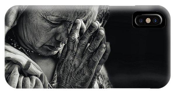Ladies iPhone Case - Prayers by Piet Flour