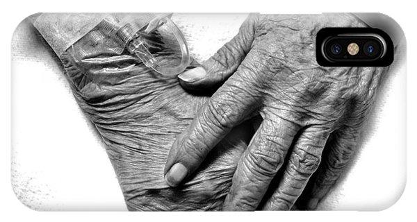Precious Hands IPhone Case