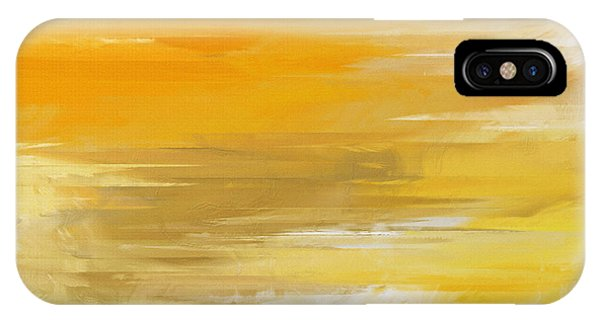 Precious Metals Abstract IPhone Case