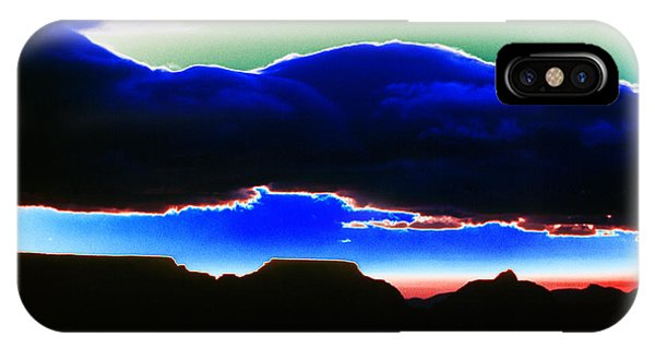 Predawn At The Canyon IPhone Case