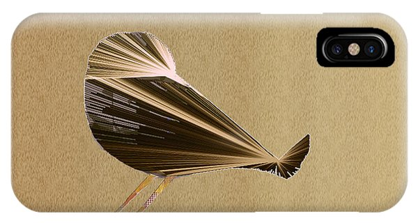 Preening Bird IPhone Case