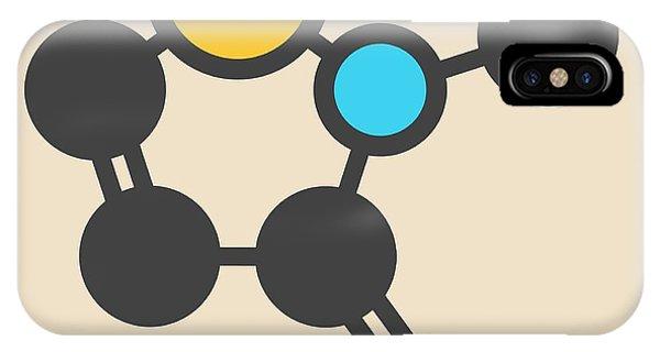 Preservative Molecule Phone Case by Molekuul