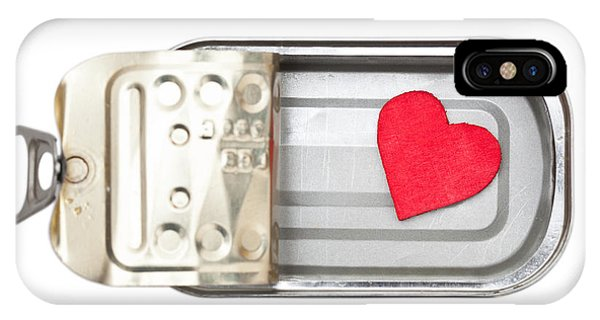 Preserved Heart Phone Case by Shawn Hempel