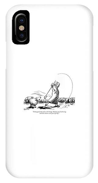 Pretty Good IPhone Case