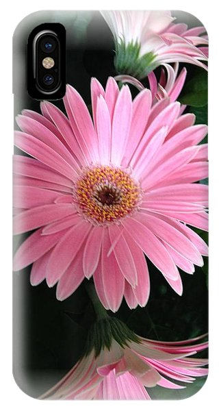 IPhone Case featuring the photograph Pretty In Pink by Marian Palucci-Lonzetta