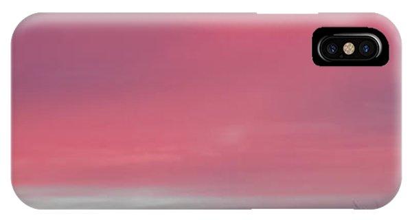 Pretty In Pink Sunrise IPhone Case