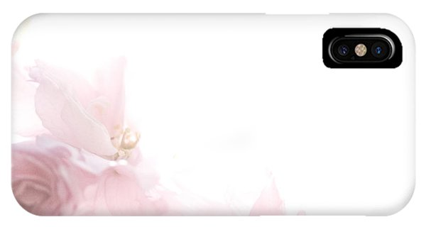 Pretty In Pink - The Dancer IPhone Case
