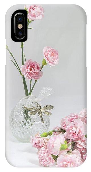 Pretty Pink IPhone Case