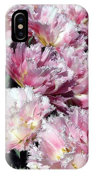 Pretty Pink Petal IPhone Case