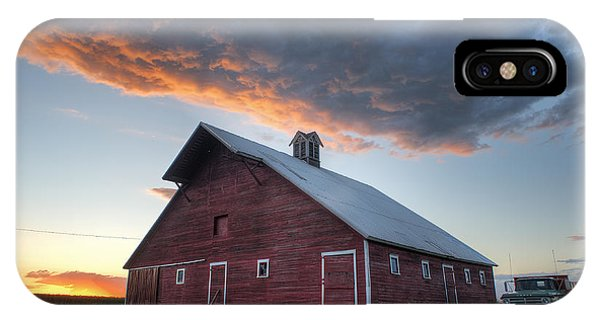 Primary Palouse Colors IPhone Case