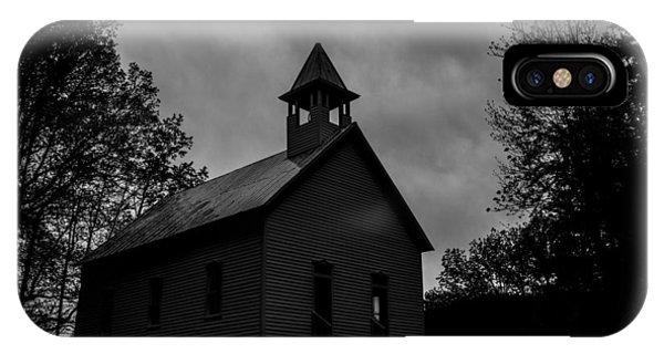 Sherri iPhone Case - Primitive Church by Sherri Duncan