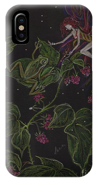 Prince Of The Berry Bushes IPhone Case