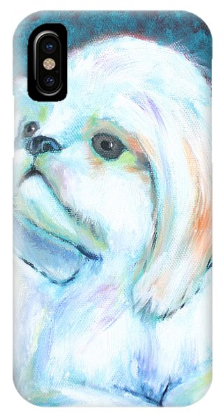 Prince The Little Dog IPhone Case