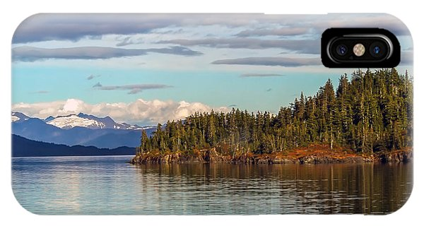 Prince William Sound Alaskan Landscape IPhone Case
