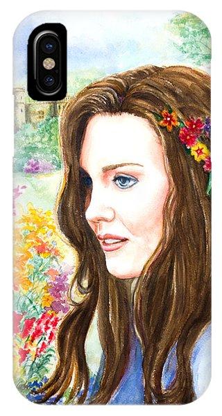 Princess Kate IPhone Case