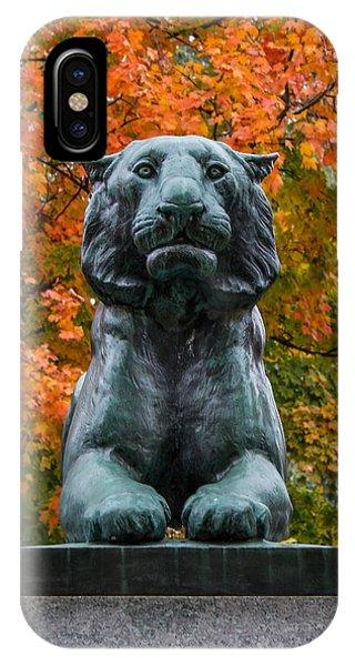 Princeton Tiger IPhone Case