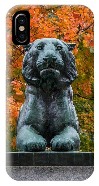 Princeton Panther IPhone Case