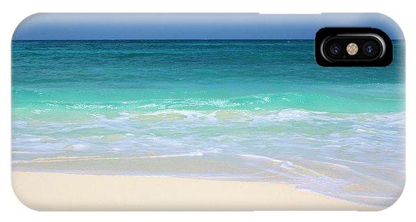 Pristine Beach Cancun IPhone Case