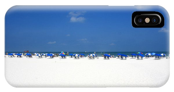 Pristine Clearwater IPhone Case