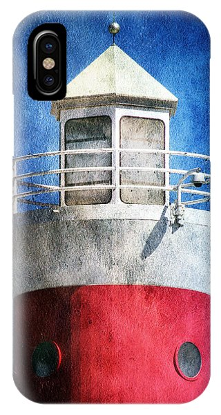 Private Lighthouse IPhone Case