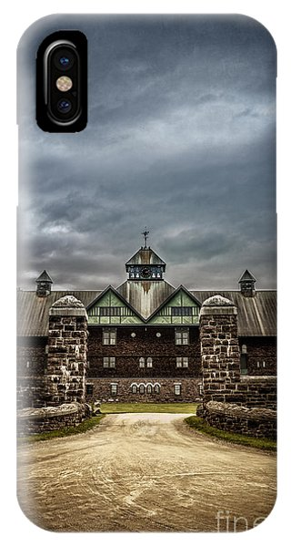 Imposing iPhone Case - Private School by Edward Fielding