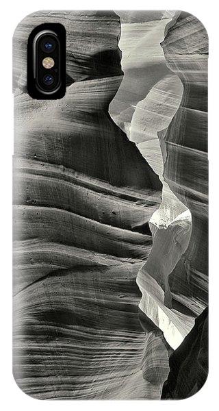 Sandstone iPhone Case - Profile In Stone by Jure Kravanja