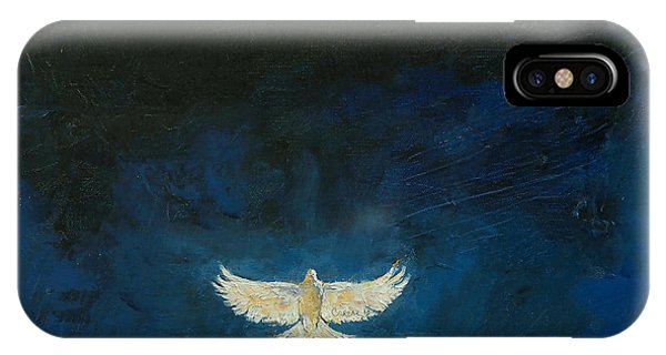 Illusion iPhone Case - Promised Land by Michael Creese