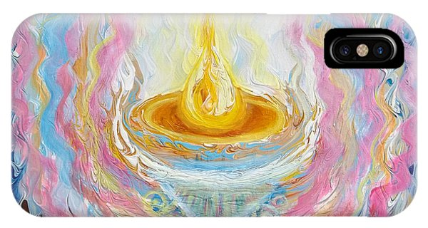 Prophetic Message Sketch Painting 27 It Takes One Person IPhone Case