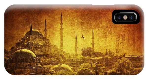 iPhone Case - Prophetic Past by Andrew Paranavitana