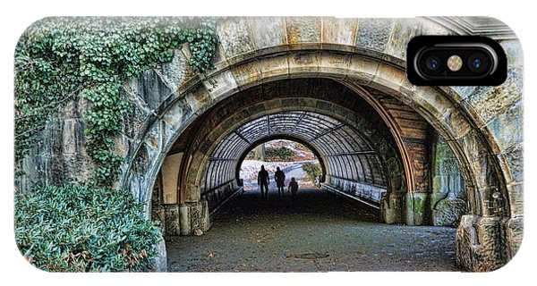 Prospect Park Passage - Brooklyn IPhone Case